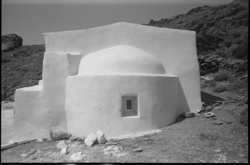 Blu Enigma Hotel Andros Greece - Leonidas Germanopoulos